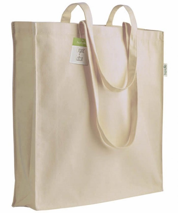 Shopper in cotone organico
