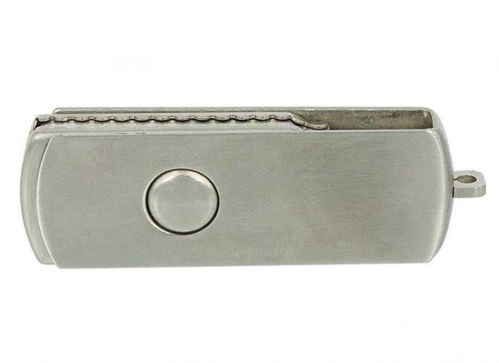 USB in Metallo