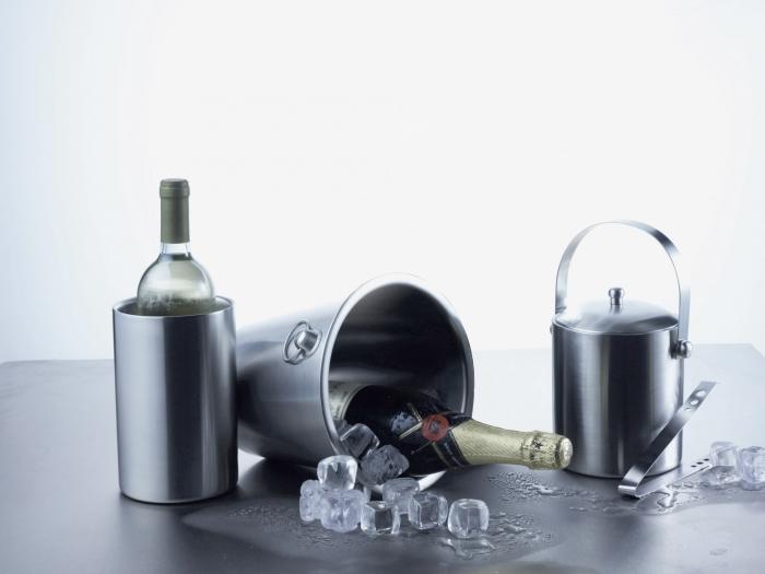 Secchielli cestelli porta bottiglia personalizzati - Cestelli porta ghiaccio ...