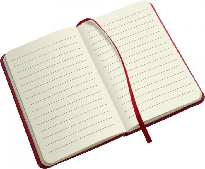 Quaderni personalizzati bluebag articoli personalizzati for Porta quaderni