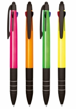 Penne touch screen con 3 colori