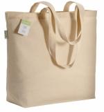 Shopper personalizzabili in cotone organico