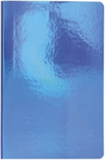 Quaderni con copertina metallizzata