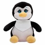 Pupazzi personalizzati a forma di pinguino