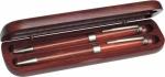 Parure di penne in legno personalizzabili