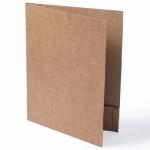 Cartelline personalizzzate in carta riciclata