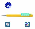 Penna a sfera con clip personalizzabile