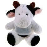 Peluche a forma di mucca personalizzati