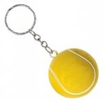 Portachiavi a forma di palla da tennis