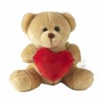 Teddy bear con cuore personalizzati