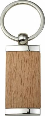 Portachiavi aziendale legno