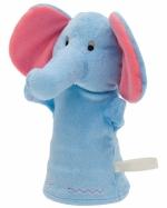 Marionette peluche personalizzate elefante