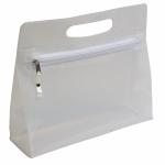 Beauty case trasparente personalizzato