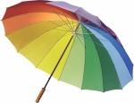 Ombrelli arcobaleno