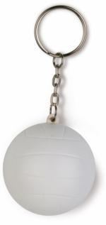 Portachiavi a forma di palla a volo