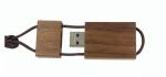 Chiavette USB legno con laccio