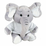 Pupazzi personalizzati a forma di elefante