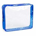 Beauty case trasparente