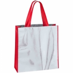 borsa-shopper-in-tnt-laminato-argento