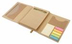 Quaderno con set per ufficio