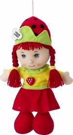 Pupazzi bambina personalizzati