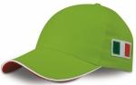 Cappellini della nazionale personalizzati