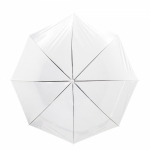 Ombrello trasparente personalizzato