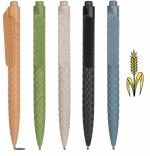 Penne personalizzate in paglia di grano