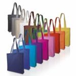 Shopper cotone pesante personalizzata