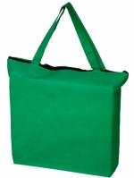 Shopping bag richiudibile con ceniera