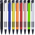 Penne metallo laccato personalizzate