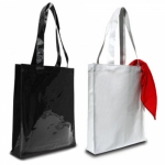 Shopper plastificata