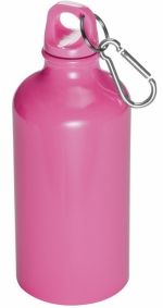 Borracce di colore rosa personalizzate