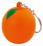 Portachiavi a forma di arancio