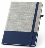 Quaderni personalizzati in cotone e paglia