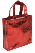 Shopper in TNT laminato