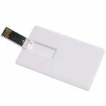 USB card personalizzate in plastica