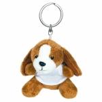 Portachiavi pupazzi personalizzati a forma di cagnolino