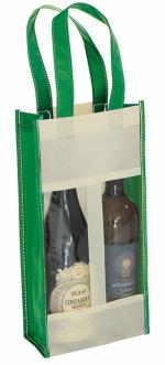Porta bottiglie double personalizzati