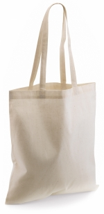 Shopper in Canvas Naturali