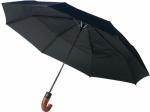 Mini ombrelli personalizzati con manici curvo in legno