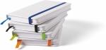 Quaderni con logo