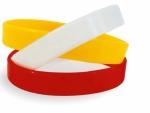 Braccialetti in silicone piccole quantità