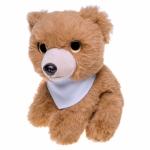 Peluche a forma di orsacchiotto personalizzati