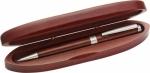 Penna in astuccio in legno personalizzabile