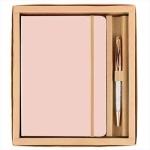 Set femminile taccuino e penna personalizzabile