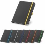 Notebook personalizzabili neri