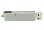 Chiavetta USB metallo con logo aziendale