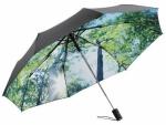 Mini ombrelli con disegni della natura