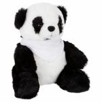 Pupazzi a forma di panda personalizzati